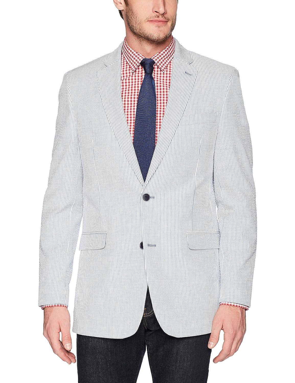 7ac80e989a72 Tommy Hilfiger Men s Modern Fit Stretch Blazer at Amazon Men s Clothing  store