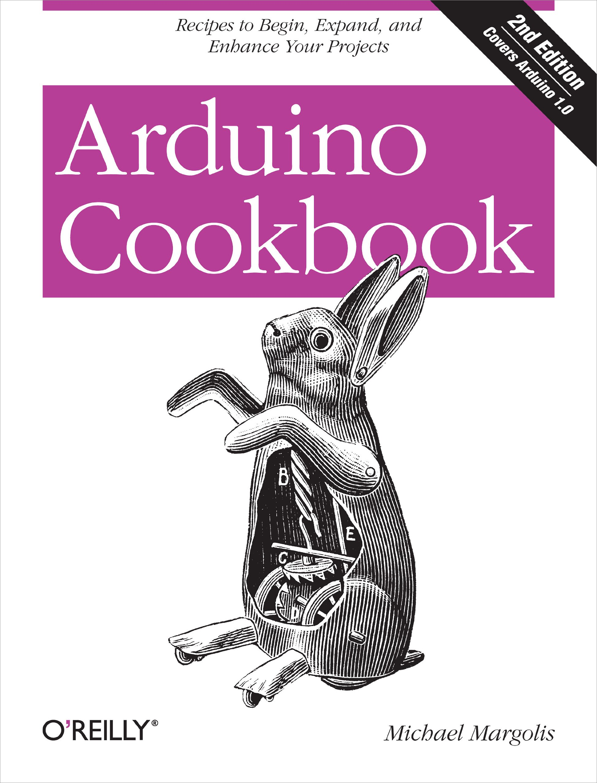 Arduino Cookbook  Recipes To Begin Expand And Enhance Your Projects  English Edition