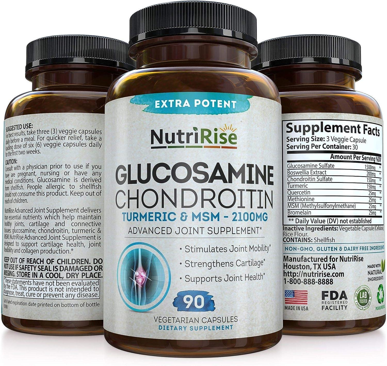 reconditii gel condroitin glucosamine)