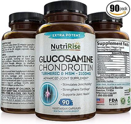 Pentru ce este glucosamina și condroitina?)