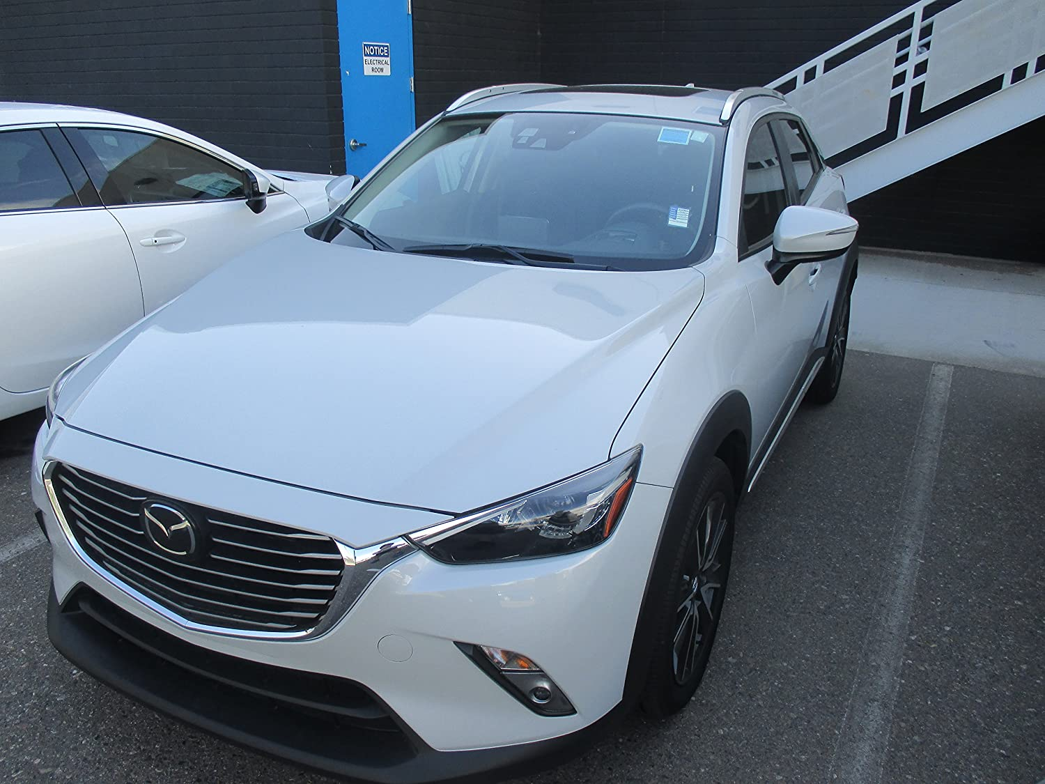 Mazda Cx 3 2016 2017 New Oem Dachträger Dachreling 0000 8l S02 Auto