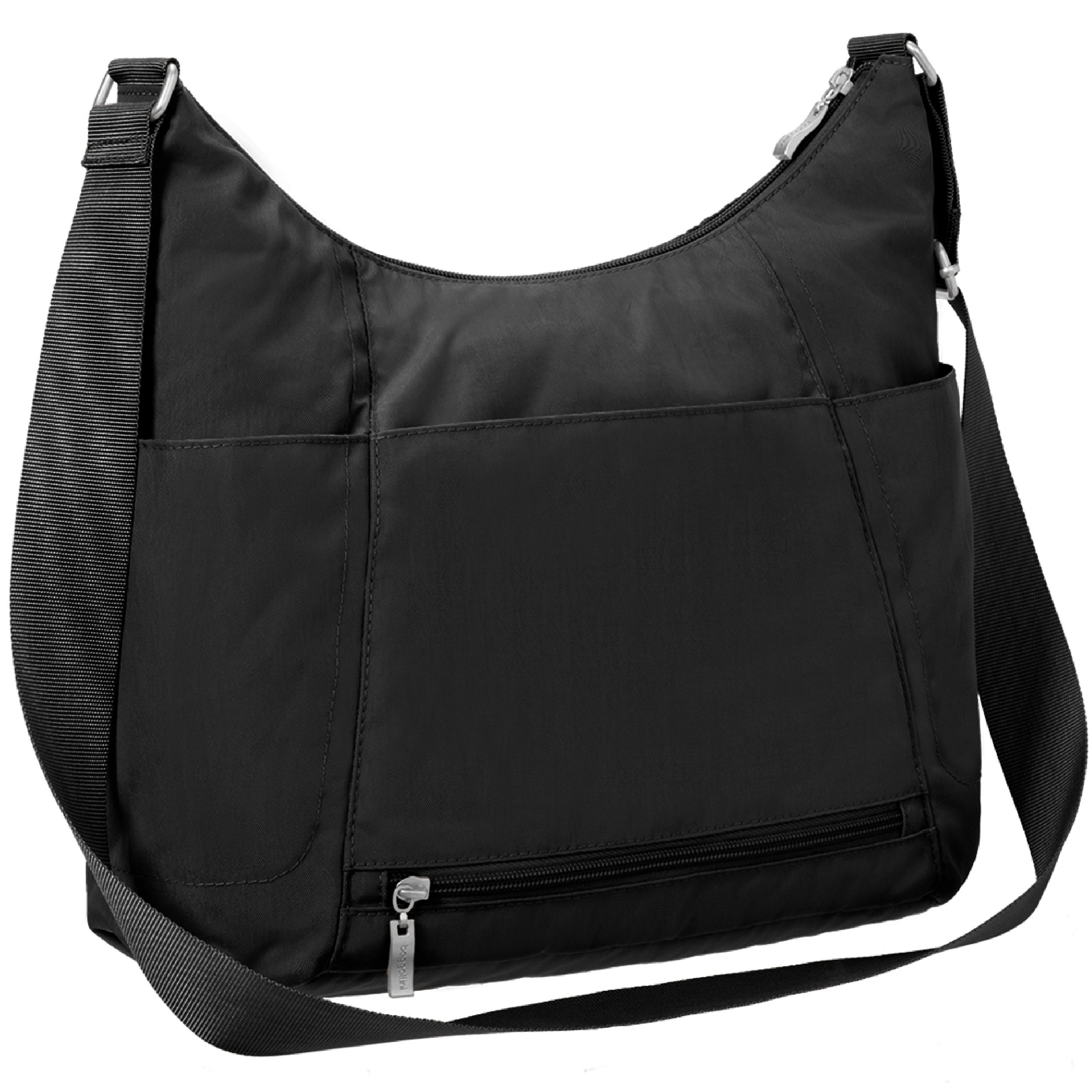 Baggallini Hobo Travel Tote, Black, One Size by Baggallini (Image #6)