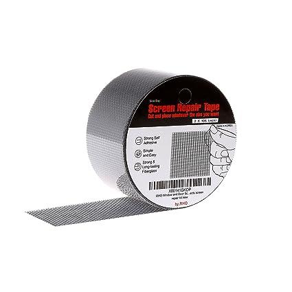Elegant RHO 2u0026quot;x105u0026quot; Screen Repair Tape For Window U0026 Door Strong Self