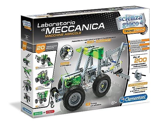 17 opinioni per Clementoni 13954- Laboratorio di Meccanica- Macchine Agricole