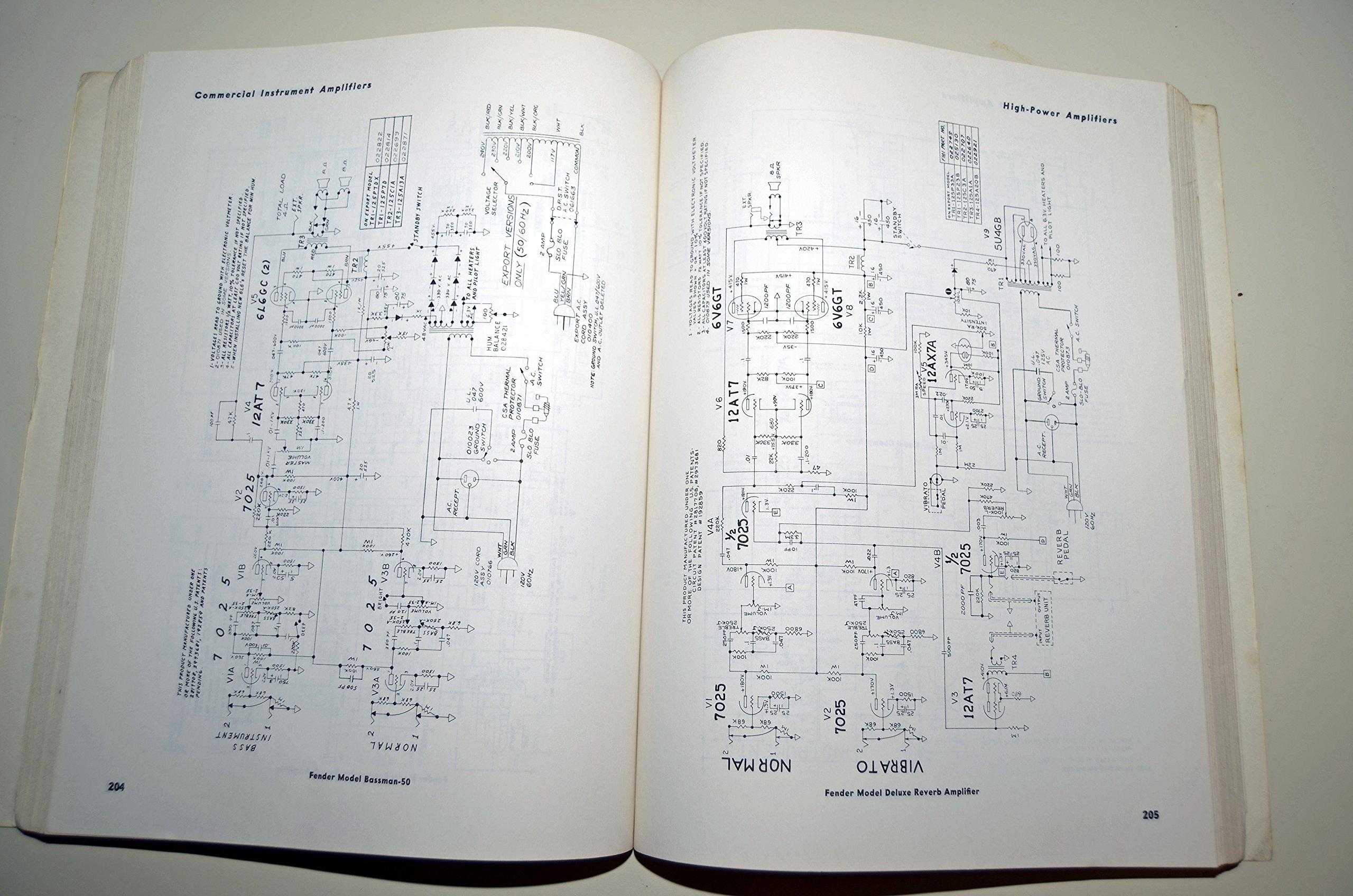 The Electric Guitar Amplifier Handbook By Jack Darr Wiring Diagram