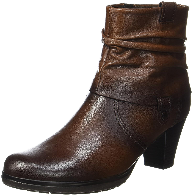 Gabor Shoes Comfort Basic, Botas para Mujer Marrón (62 Castagno/Ef Micro)