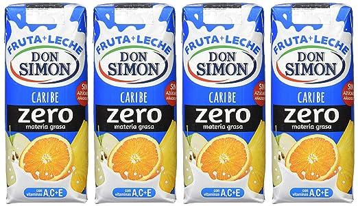 Don Simon Funciona Max Caribe - Bebida refrescante 330 ml x 3 unidades: Amazon.es: Alimentación y bebidas
