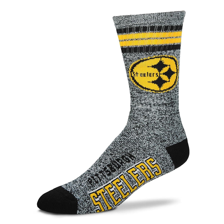 Pittsburgh Steelers Got Marbled? Socks For Bare Feet