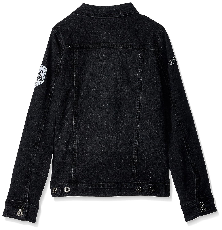 Sean John Boys Denim Patches Jacket SJB430424