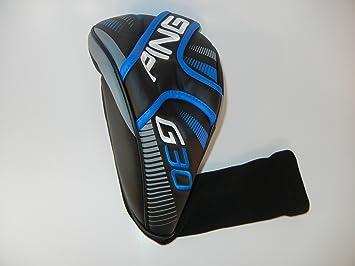 Nuevo Ping G30 conductor cubierta de palo de Golf: Amazon.es ...