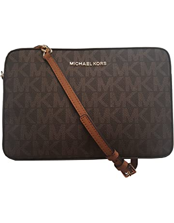 ac479d79921 Michael Kors Jet Set Item Large East West Cross-body