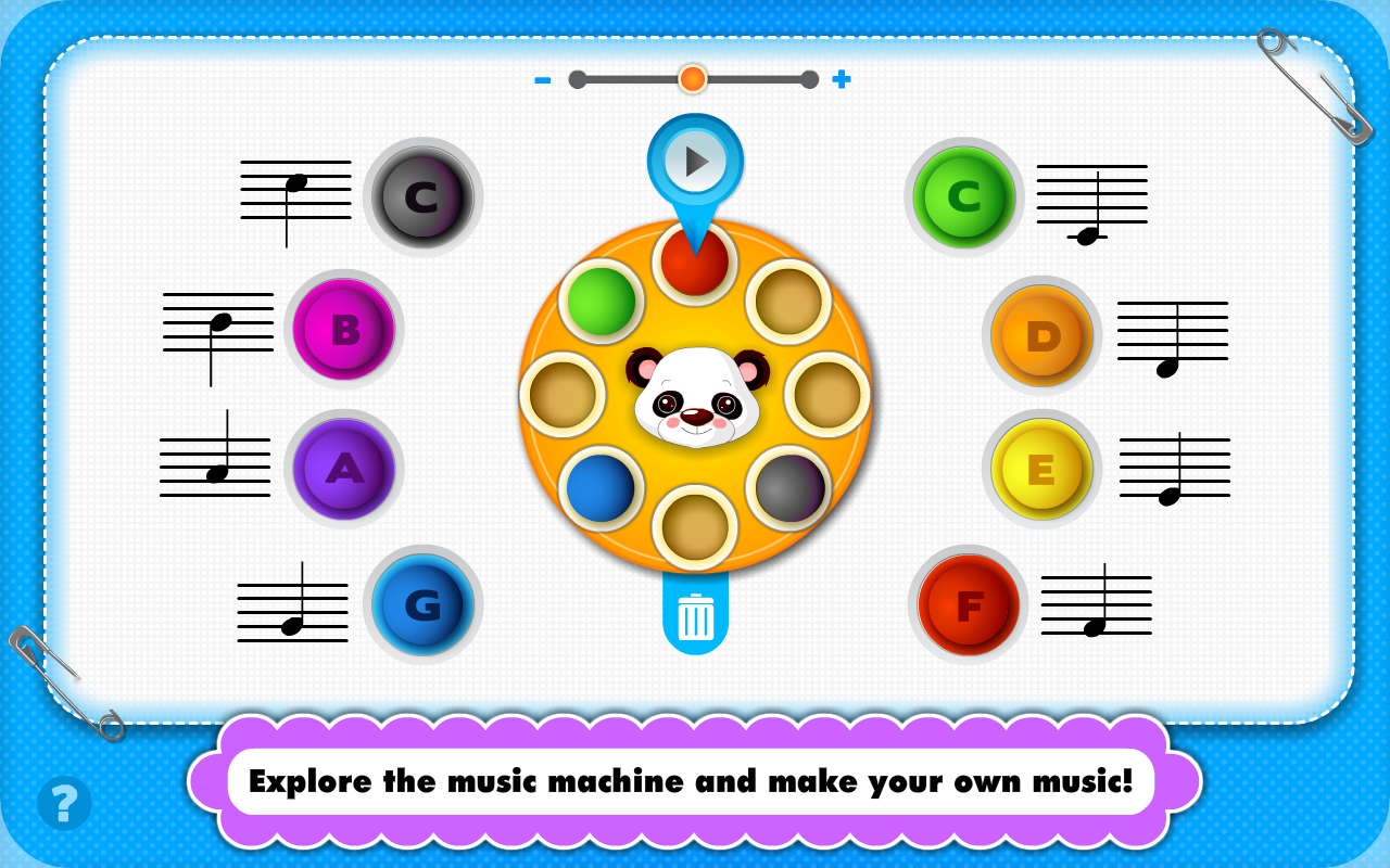 amazoncom abby monkey174 kids musical puzzle interactive