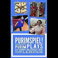 Purimspiel!: Original Purimspiel Plays book cover