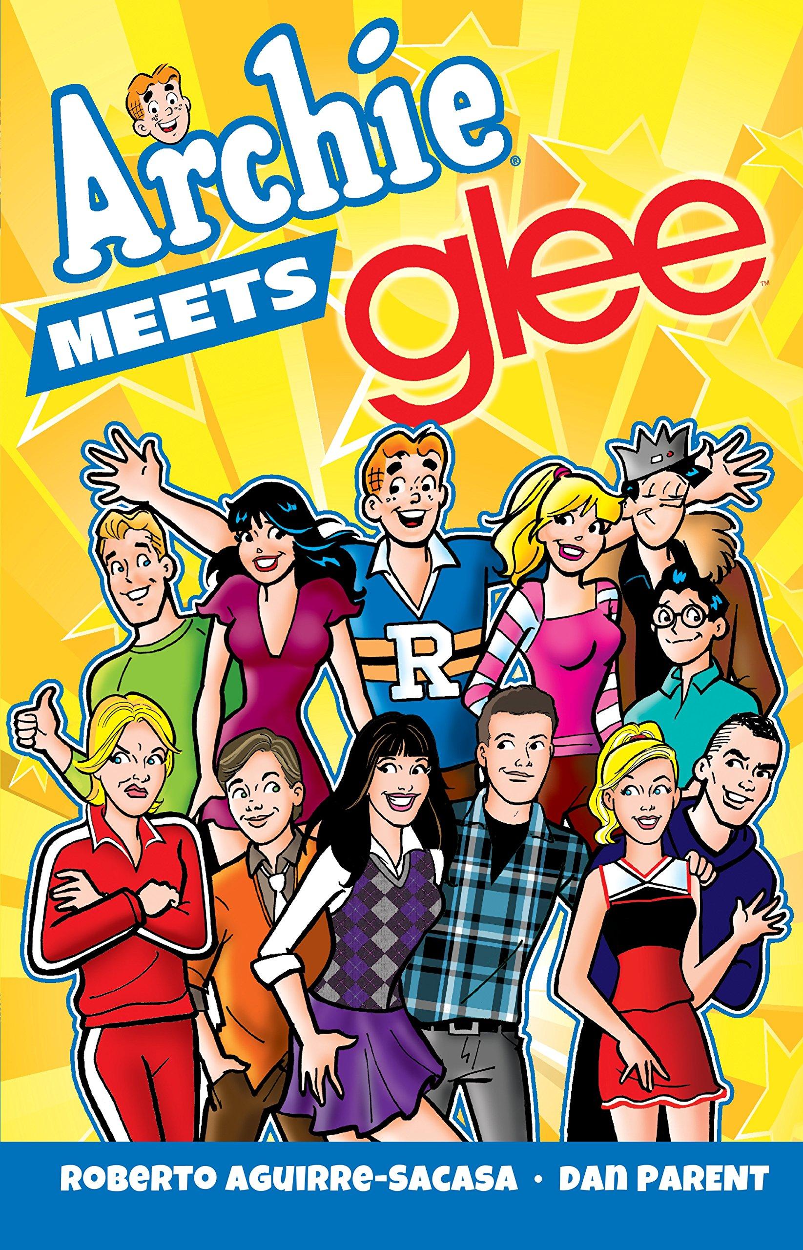 Amazon.com: Archie Meets Glee (Archie & Friends All-Stars) (9781936975457):  Roberto Aguirre-Sacasa, Dan Parent: Books