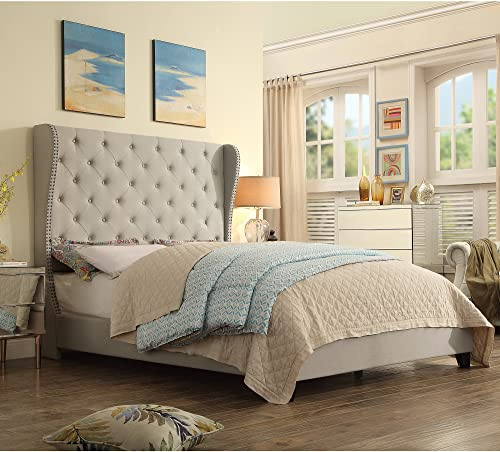 Rosevera C41C721 Olympia Upholstered Bed
