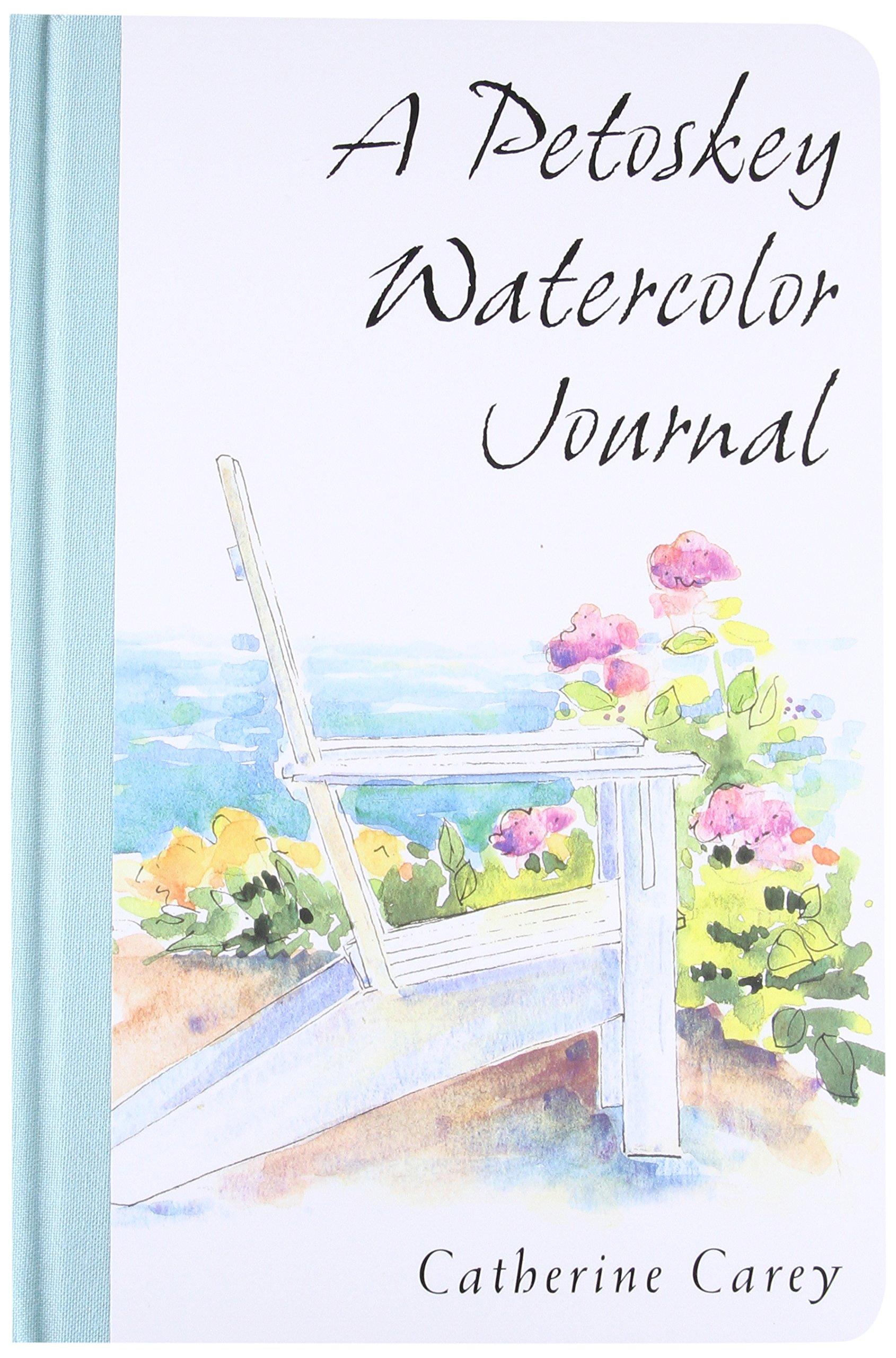 A Petoskey Watercolor Journal