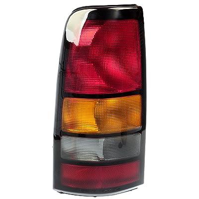 Dorman 1610948 Driver Side Tail Light Assembly for Select GMC Models: Automotive