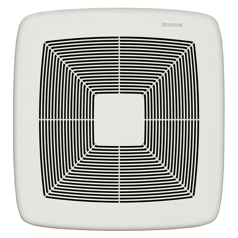 broan rb80 ultra pro energy star qualified bathroom fan 80 cfm white amazoncom