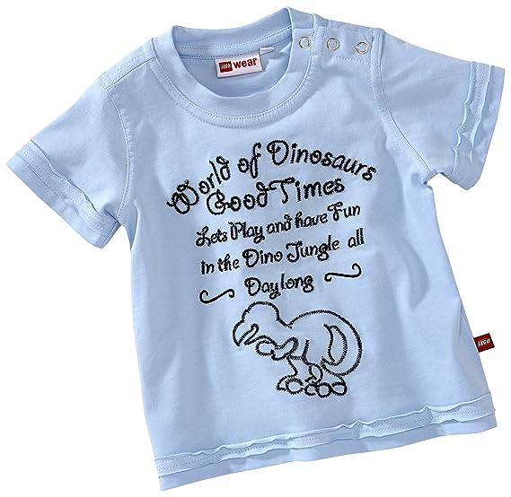 big sale 199a0 241d9 Lego Wear 10314 - Ted 301 - T-Shirt, Farbe: Hellblau