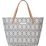 Petunia Pickle Bottom Downtown Tote, Quartz