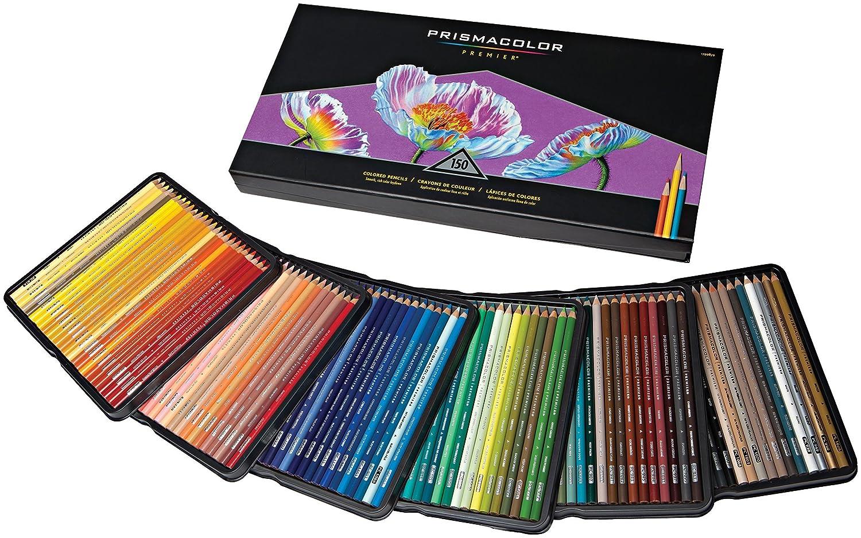 Prismacolor Premier Soft Core 150 darabos színes ceruza készlet