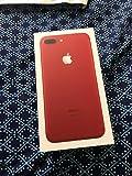 Unlocked Apple iPhone 7 Plus Red 256 GB - Model A1661 - MPR52LL/A