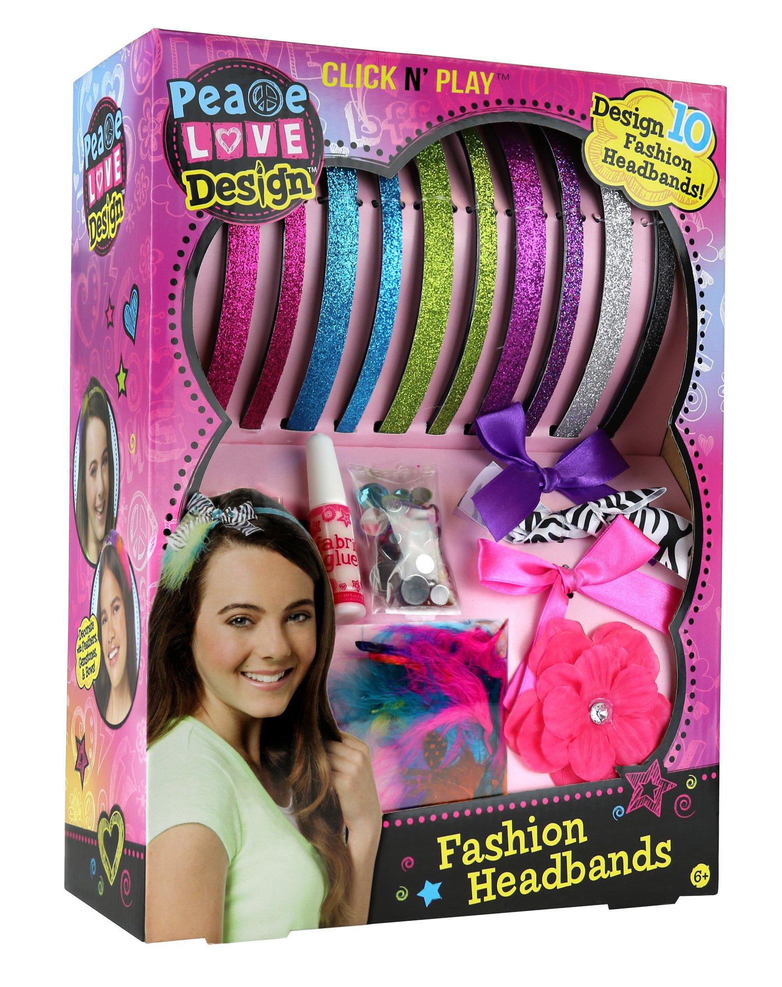 Click N' Play Fashion Headband Kit
