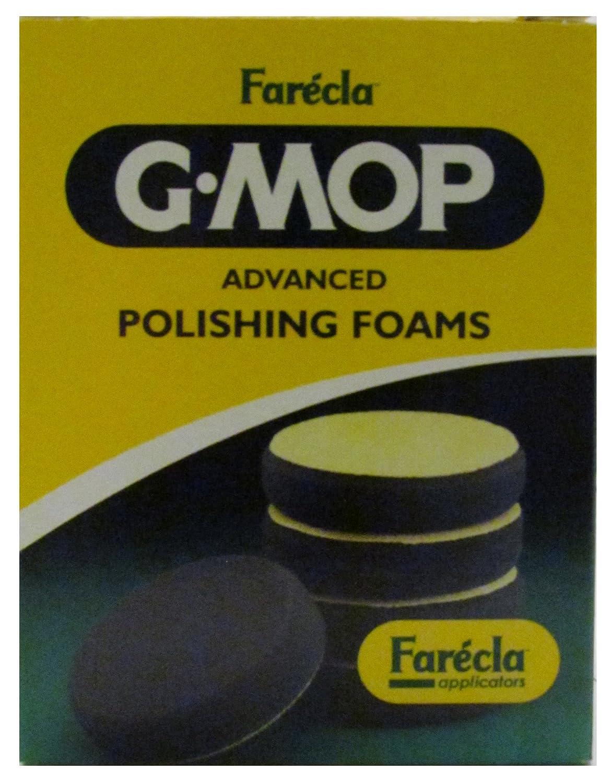Farecla SMT-PF/6 3 Inch Smart Repair Polishing Foams (Pack of 5) Farecla Products Ltd