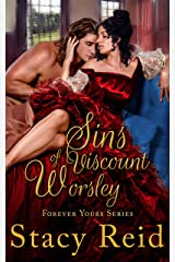Sins of Viscount Worsley (Forever Yours Book 8) Kindle Edition