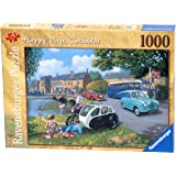 Ravensburger Happy Days - Cotswolds, 1000pc Jigsaw Puzzle