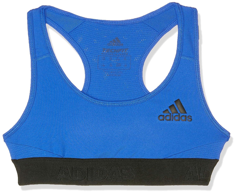 Adidas - Reggiseno Sportivo da Ragazza con Sostegno Leggero