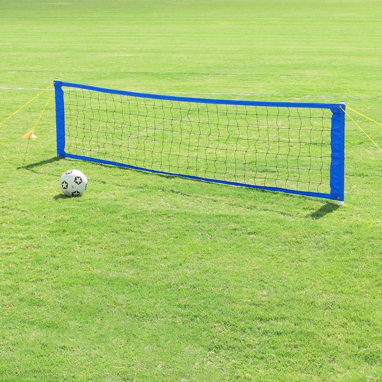 Neta Soccer Tenis, 2/Piezas CHAMPION SPORTS Champion pr/áctica