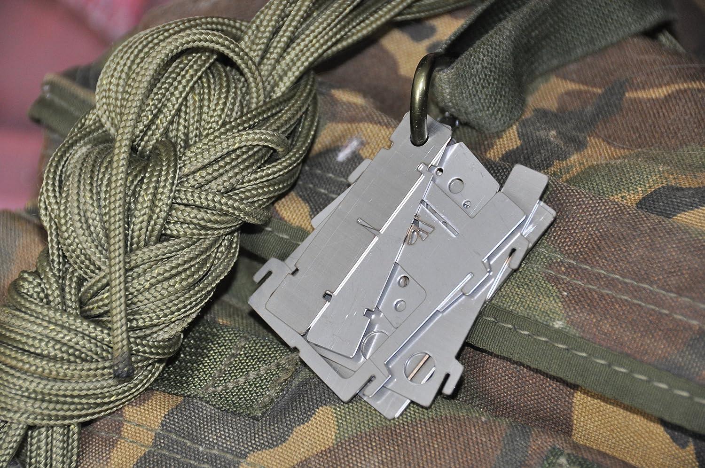 Bushcraft Essentials Outdoor Pocket Micro Stove EDCBox