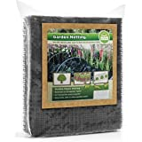 Bird Netting [Heavy Duty] Protect Plants and Fruit Trees - Extra Strong Garden Net Is Easy to Use, Doesn't Tangle and Reusabl