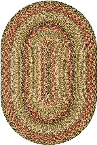 Kingston Premium Jute Braided Area Rug