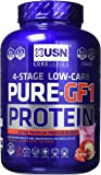 USN Pure Protein GF1 Low Carb Protein Shake, Strawberry - 2.28 kg