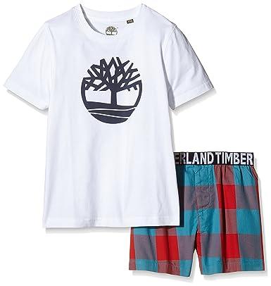 pyjama garcon timberland
