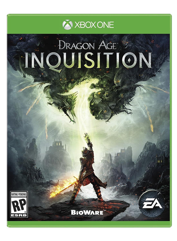 Amazon com: Dragon Age Inquisition - Xbox One Standard