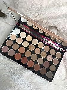 Makeup Revolution 32 Color Eyeshadow Palette, Resurrection Flawless 3