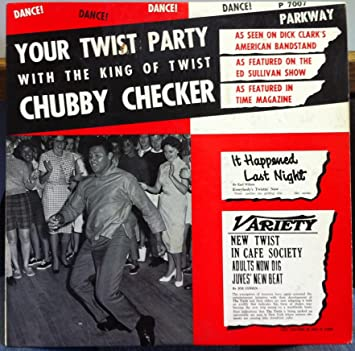 Think, chubby checker your twist party congratulate
