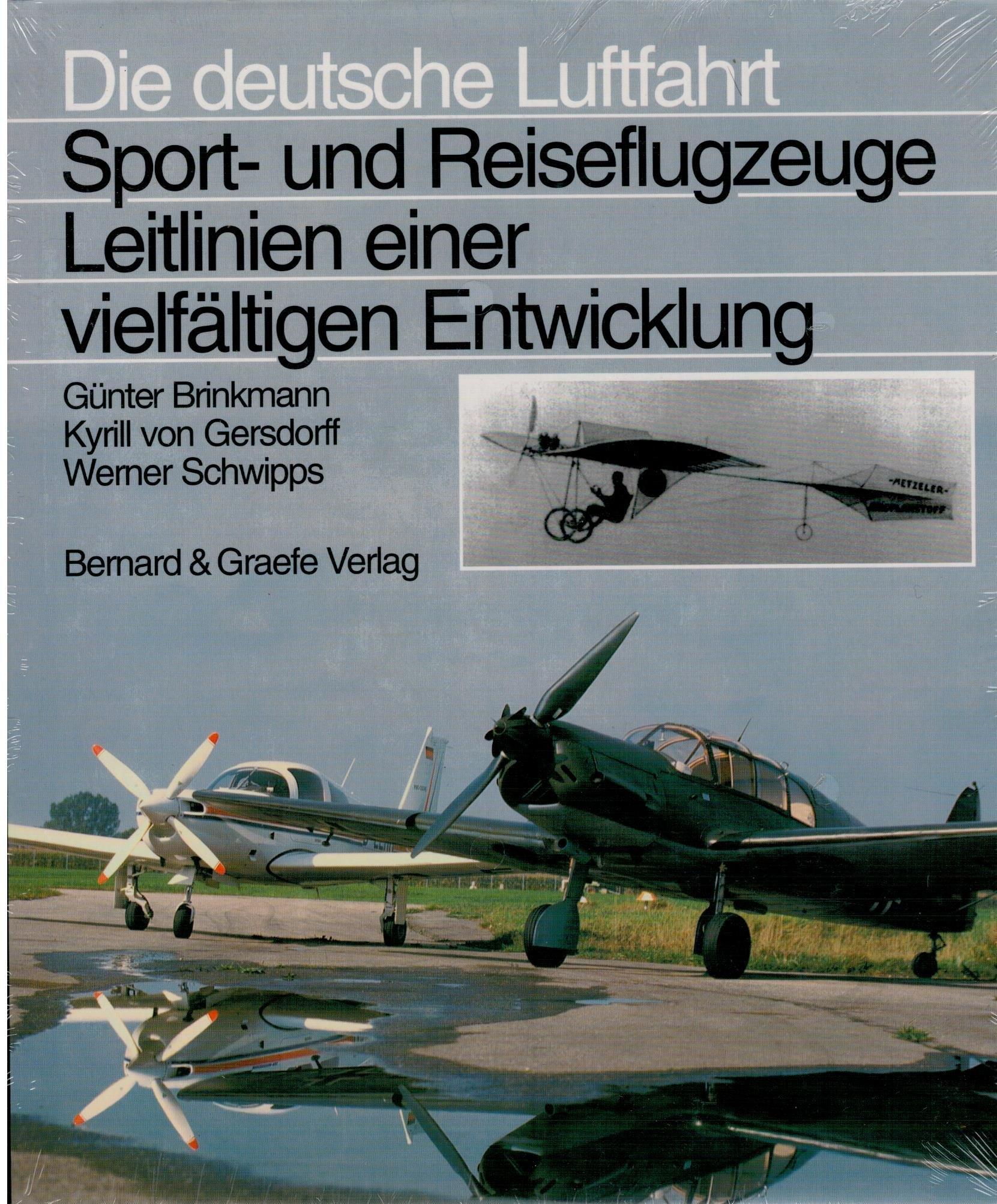 Sport- und Reiseflugzeuge: Leitlinien einer vielfältigen Entwicklung