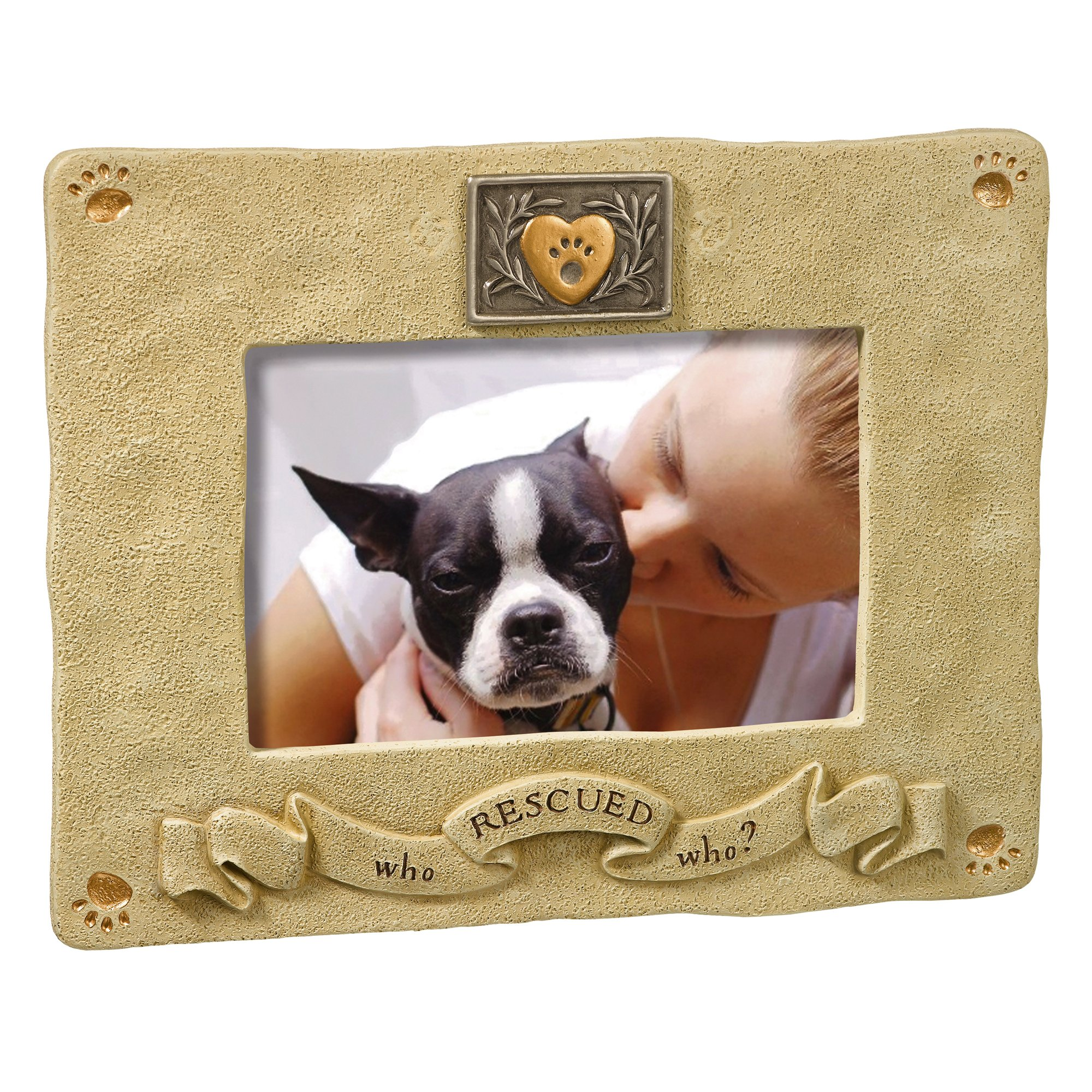 Grasslands Road Rescued Picture Frame, 4 by 6-Inch by Grasslands Road (Image #1)