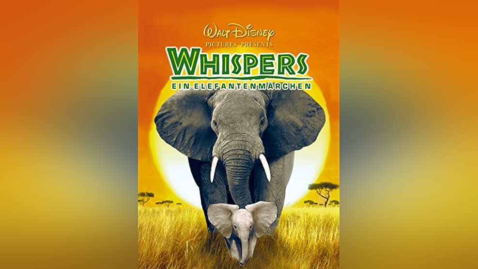 Whispers: Ein Elefantenmärchen
