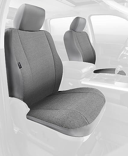 Front Bucket Seats-Saddle Blanket, Black FIA TR49-43 Custom Fit Cover