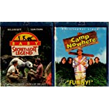 Camp Nowhere , Baby Secret of the Lost Legend : Disney Blu-ray 2 Pack