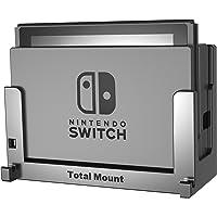 TotalMount Nuevo para Nintendo Switch (Mounts Nintendo Switch en la Pared Cerca de TV)
