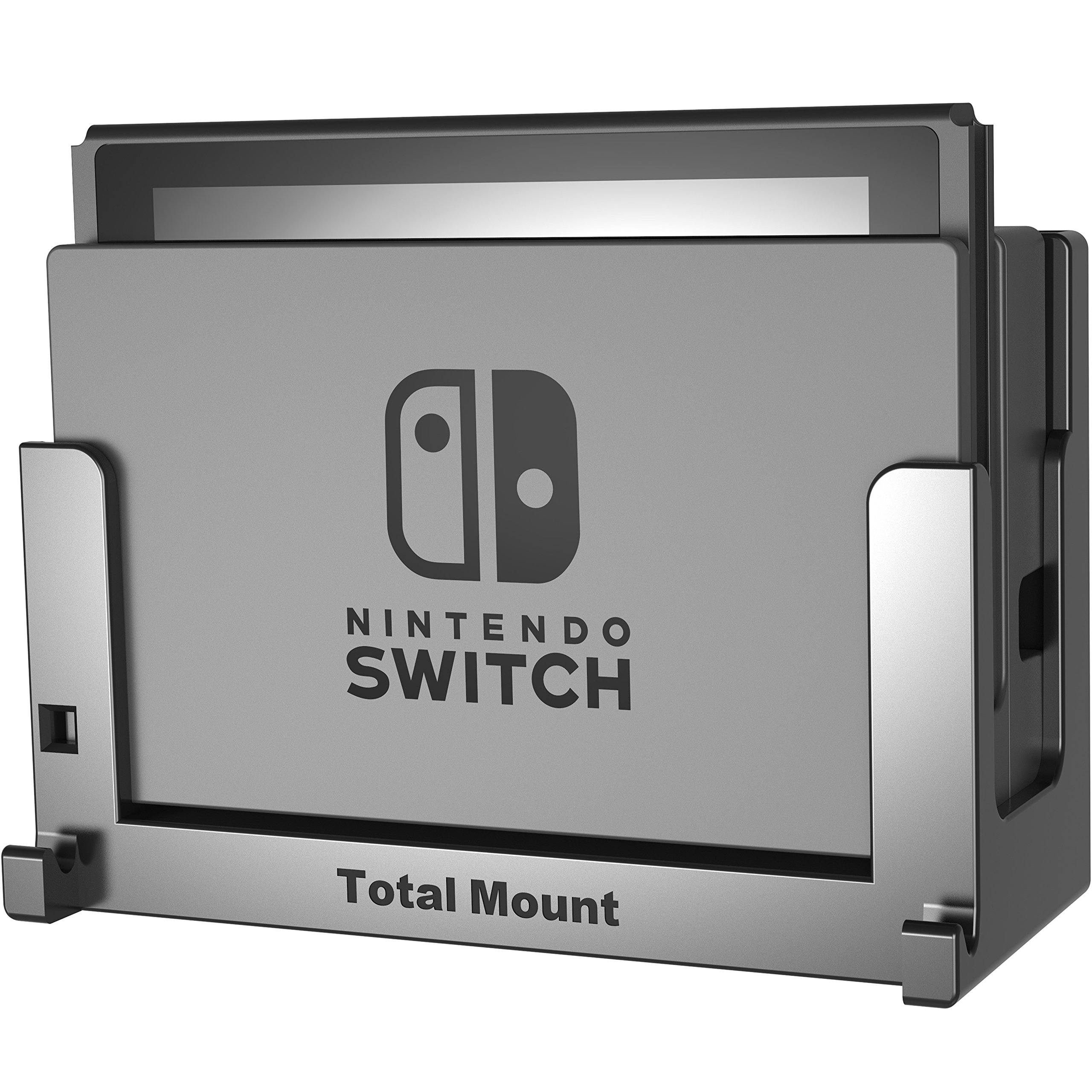 TotalMount for Nintendo Switch (Mounts Nintendo Switch on Wall Near TV) by TotalMount