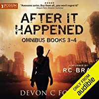 After It Happened: Publisher's Pack 2