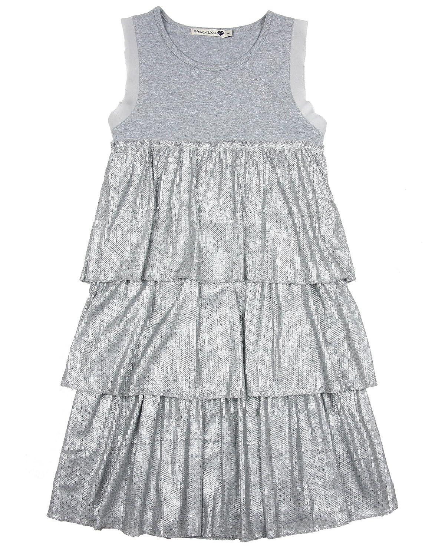 best sneakers 5494f 9e45c Amazon.com: Silvian Heach Junior Girls' Dress Oberon, Sizes ...
