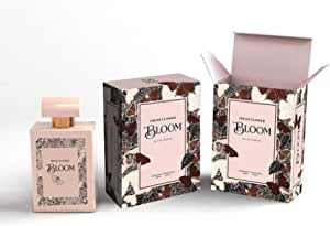 Mirage Diamond Collection Fresh Flower Bloom EDP, 100 Milliliter